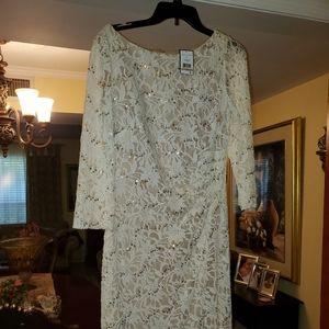 Bridal reception dress